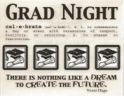 Grad Night Graduation Say It With Stickers Scrapbook Stickers