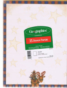 Reindeer- Geographics [35 Design Papers]
