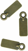 Hardware Photo Turns-Tag/Antique Brass