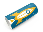 Box Play for Kids Rocket Ship Toilet Paper Roll Stickers