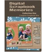 Digital Scrapbook Memories Software Collection One