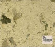 GREEN - Bleached Mango mulberry paper
