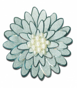 Jolee's Boutique Stickers, Chrysanthemum