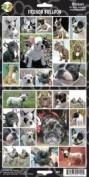 Pet Qwerks S20 French Bulldog Dog Sticker