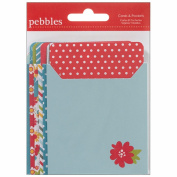 Seen & Noted Library Pockets & Cards 7.6cm x 10cm 6 Each/Pkg-