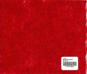 MANDARIN RED - Jute mulberry paper