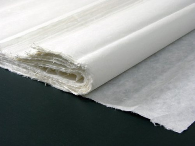 Heavy Duty Smooth Mulberry Paper- 60cm x 80cm Sheet
