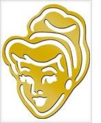 All Night Media Brass Stencil - Disney Cinderella