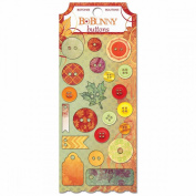 Autumn Song Buttons & Embellishments -