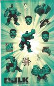 Marvel Incredible Hulk Scrapbook Stickers