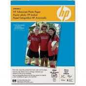 Hp-Cg812A , Advanced Photo Paper ,Gls ,5X7 ,20 Sheets