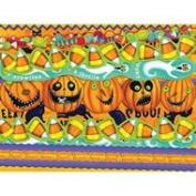 Tim Coffey Halloween Adhesive Paper Borders