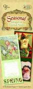 Crafty Secrets Heartwarming Vintage Seasonal Titles & More Image & Journal Note