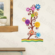 [Mythical Tree] Decorative Wall Stickers Appliques Decals Wall Decor Home Decor