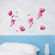 [Sweet Love Candy] Decorative Wall Stickers Appliques Decals Wall Decor Home Decor