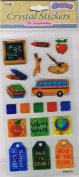 CRYSTAL STICKERS FOR SCRAPBOOKING BACK TO SCHOOL