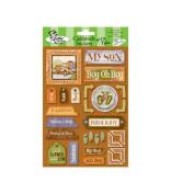Flair Designs Stickers - Sonny Boy