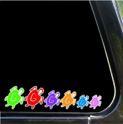 Turtles Family Car Decals Stickers Stick Family People