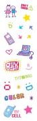 Sandylion Gem Stickers - Cell Phone Deco/Icons