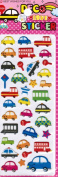 Deco Puffy Stickers