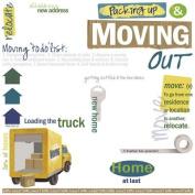 Karen Foster Design 12x12 Rub Ons-Moving