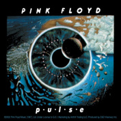 Pink Floyd Pulse Sticker