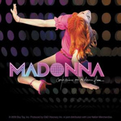 Madonna Confessions Sticker
