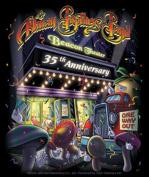 Allman Brothers Beacon Theatre 35Th Anniversarysticker