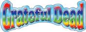 The Grateful Dead Rainbow Logo Sticker
