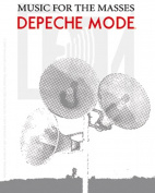 Depeche Mode Music Sticker