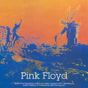 Pink Floyd More Sticker