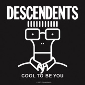 The Descendents Cool To Be You Sticker