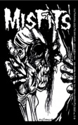 The Misfits Pushead Eyeball Sticker