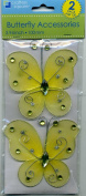 Yellow Butterfly Accessories