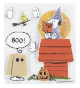 Peanuts Dimensional Sticker, Snoopy Magic