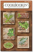 Spice It Up Dimensional Scrapbook Stickers