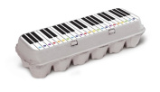 Box Play for Kids Piano Egg Carton Stickers