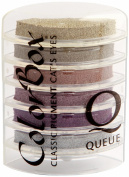 ColorBox Classic Pigment Queue Ink Pad, Silks-N-Satins