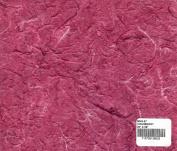 CRANBERRY - Handmade textured paper