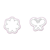 Sizzix Movers & Shapers Magnetic 2-Die Set