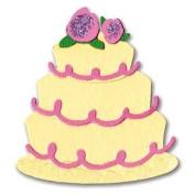 Sizzix Sizzlits Wedding Cake #2 Medium Die