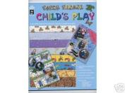 16 Child's Play Papers Scrapbooking Scrapbook