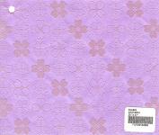 WISTERIA - Flocked Dogwood Print Paper