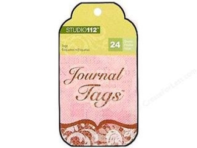 K & Company Journal Tag Pads