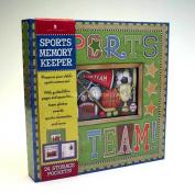 Sports Memory Keeper Album
