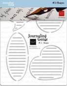 Chatterbox Journaling Genie - #2 Shapes