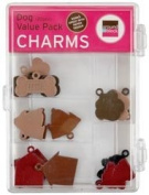 Around the Block Value Pack Charms - Dog