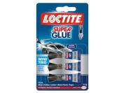 Loctite 1623820 1g x 3 SuperGlue Mini Trio