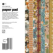 Pyrus Paper Pad 6x6-36 Sheets-18 Designs/2 Each