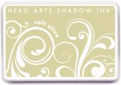 Hero Arts Shadow Inks-Soft Olive